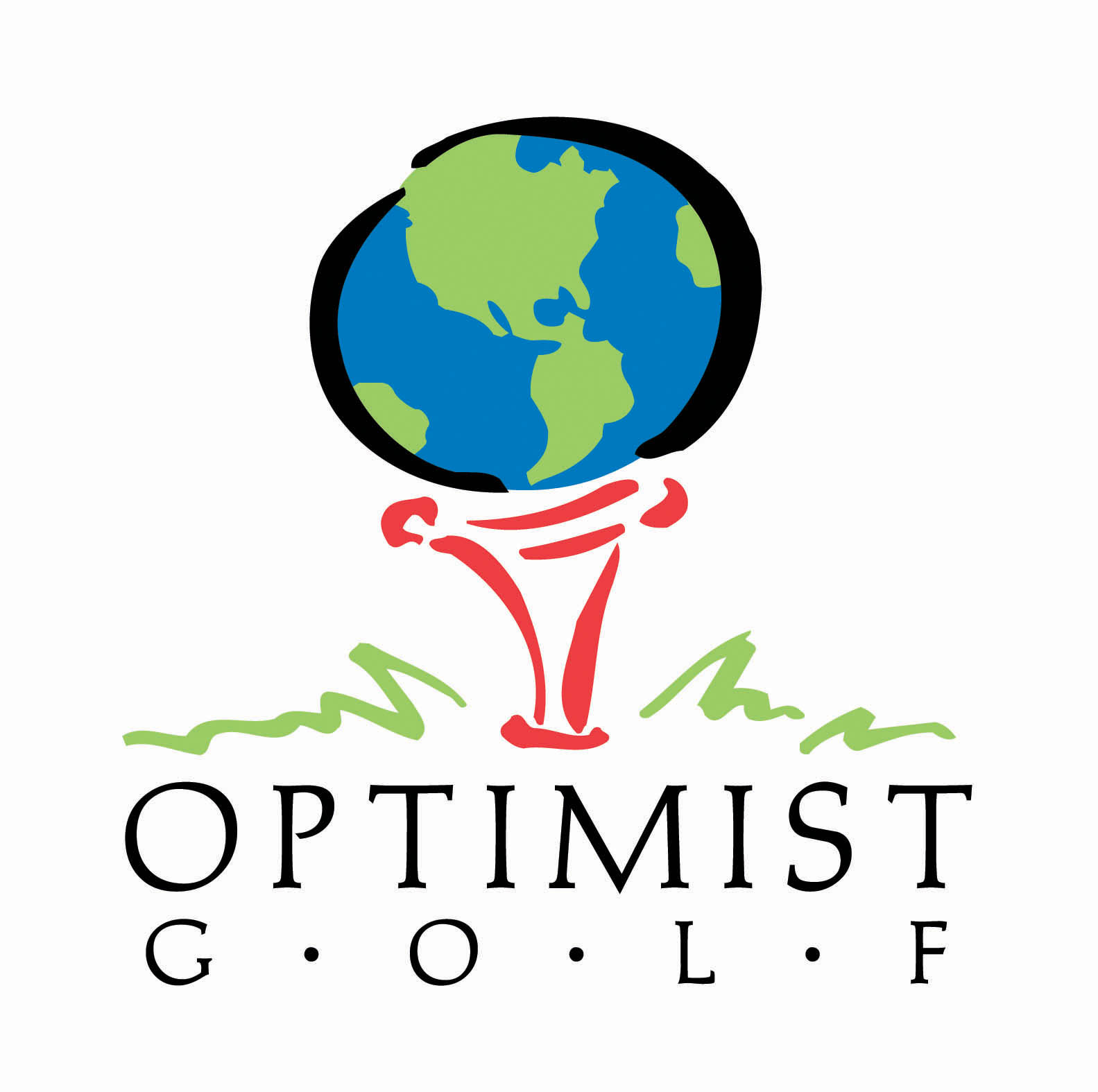 optimistic essay international logos optimism an essay  international logos junior golf program high res
