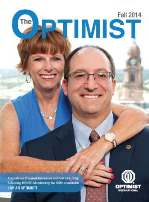 The Optimist - Summer 2014
